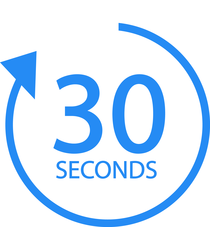 30-seconds