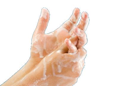 Hand Hygiene - Alcohol Free Sanitiser